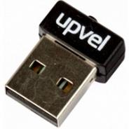Оборудование Wi-Fi и Bluetooth Upvel UA-210WN, мини, Wi-Fi до 150Мбит/сек
