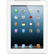 Планшет Apple iPad 4 128Gb Wi-Fi + Cellular White ME407