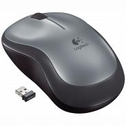 Компьютерная мышь Logitech  M185, Swift серебристый (910-002238)