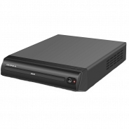 DVD-плеер Supra DVS-202X black