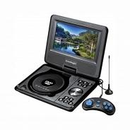 DVD-плеер Treelogic TL-PDVD 703TV