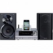Музыкальный центр Sharp XL-HF401PH