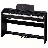 Синтезатор и миди-клавиатура Casio Privia PX-750BK