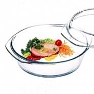 Посуда для СВЧ Simax кастрюля  6026/6036(2л)