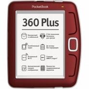 Электронная книга Packard Bell 360 plus NEW, cherry