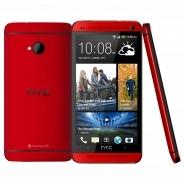 Смартфон HTC One 32Gb red