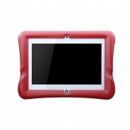 Планшет iKids детский 8Gb Wi-Fi Red
