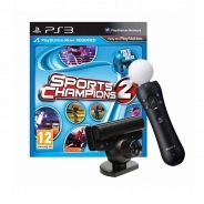 Аксессуар для приставки SONY  Комплект «Праздник Спорта» + Камера PS Eye + Контроллер движений PS Move