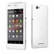 Смартфон Sony Xperia M White C1905