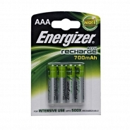 Батарейка Energizer Recharge Universal AAA Bl4