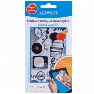 Чистящее средство  Techpoint Салфетка из микрофибры Centure 21 (0020)
