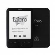 Электронная книга Qumo Libro Lux