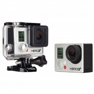 Экшн-камера GoPro HD HERO 3+ Black Edition Motosport (CHDMX-302)