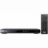 DVD-плеер Sony DVP-SR550K