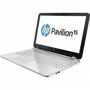 Ноутбук HP Pavilion 15-n010sr White F2U85EA