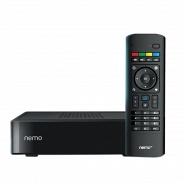 Комплект цифрового телевидения NEMO Box HD TV M12-WM