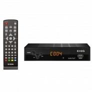 Приемник цифрового телевидения EXEQ DVB-T2 TVR-01L