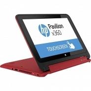 Ноутбук HP Pavilion x360 11-n050er Red