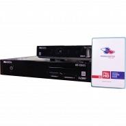 Комплект спутникового телевидения Триколор комплект Full HD на 2 ТВ (GS E501 и GS C591)