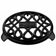 Подставка под горячее LA CUISINE 8540 18 см черная