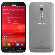 Смартфон ASUS Zenfone 2 16Gb ZE551ML Ram 4Gb серебро