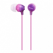 Наушники Sony MDR-EX15LPV violet