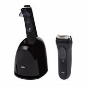 Электробритва мужская Braun Series 3 ProSkin 3050cc с блоком Clean&Charge