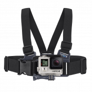 Крепление на грудь GoPro ACHMJ-301 (Jr. Chesty: Chest Harness)
