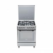 Комбинированная плита Hotpoint-Ariston CX65S7D2 IT (X)/HA H