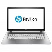 Ноутбук HP Pavilion 17-g061ur White (N0L33EA)