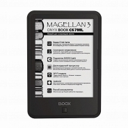 Электронная книга Onyx Boox C67ML Magellan 3 black