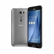 Смартфон ASUS Zenfone 2 Laser 16Gb ZE500KL серебристый