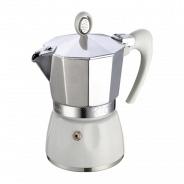 Гейзерная кофеварка G.A.T 101503 DIVA белая