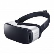 Очки виртуальной реальности Samsung Gear VR SM-R322 black-white