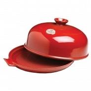 Посуда для выпечки Emile Henry 349108 с  лопаткой