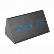 Электронные настольные часы Rolsen CL-110BK