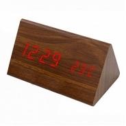 Электронные настольные часы Rolsen CL-110WD