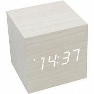 Электронные настольные часы Rolsen CL-114WH