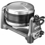 Вафельница KitchenAid 5KWB110EMS (101402)