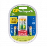 Зарядное устройство GP PowerBank U21110040SEFR USB Charger