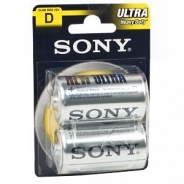 Элемент питания Sony R20-2BL