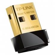 Беспроводной Wi-Fi адаптер TP-LINK TL-WN725N