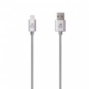 Аксессуар Apple uBear DC01CG01-I5 Lightning, серый
