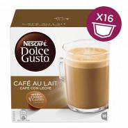 Капсулы для кофемашин Nescafe Кофе с молоком О Ле (16шт)