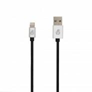 Аксессуар Apple uBear DC01BL01-I5 Lightning, черный