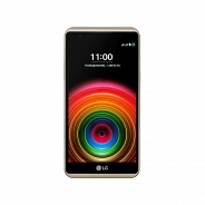 Смартфон LG X Power K220DS Gold