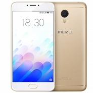 Смартфон Meizu M3s mini 16Gb/2Gb LTE, Gold