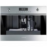 Встраиваемая кофемашина Smeg CMS6451X Classica