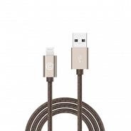 Аксессуар Apple LAB.C USB Lightning 1.8 м, золотой