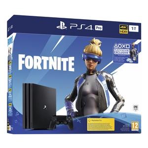 Игровая приставка Sony PlayStation 4 PRO 1TB (CUH-7008B/7108B)